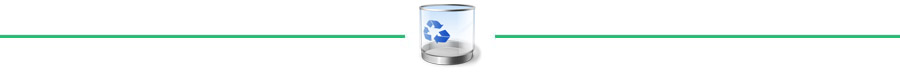 restore deleted folder with recycle bin