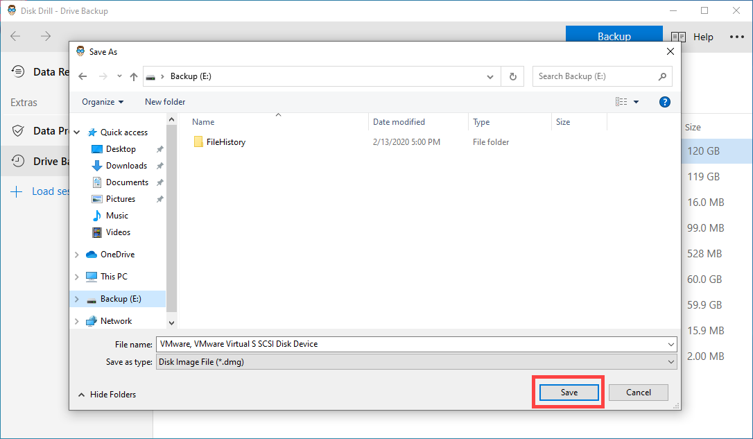 recover external hard disk without formatting from disk drill backup