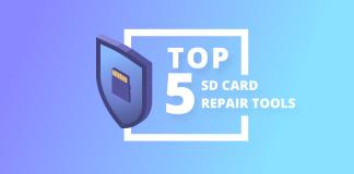Free SD Card Repair Tools