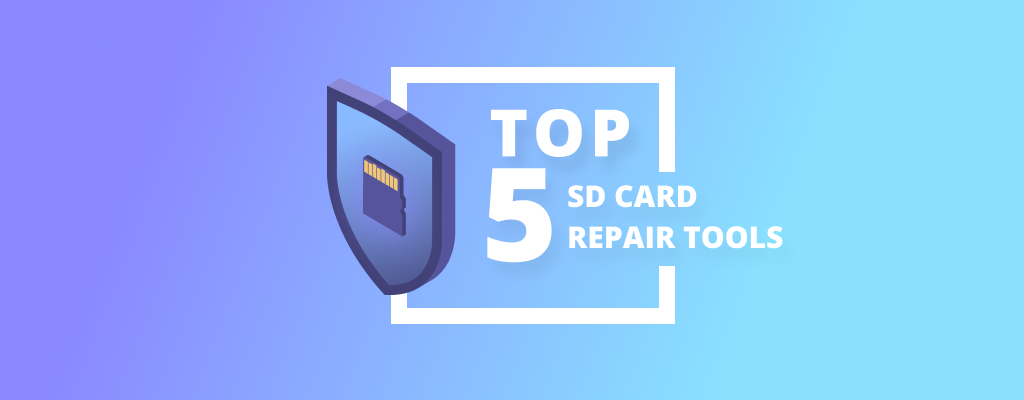 Free SD Card Repair Tools