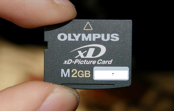 xD-Picture Card Olympus