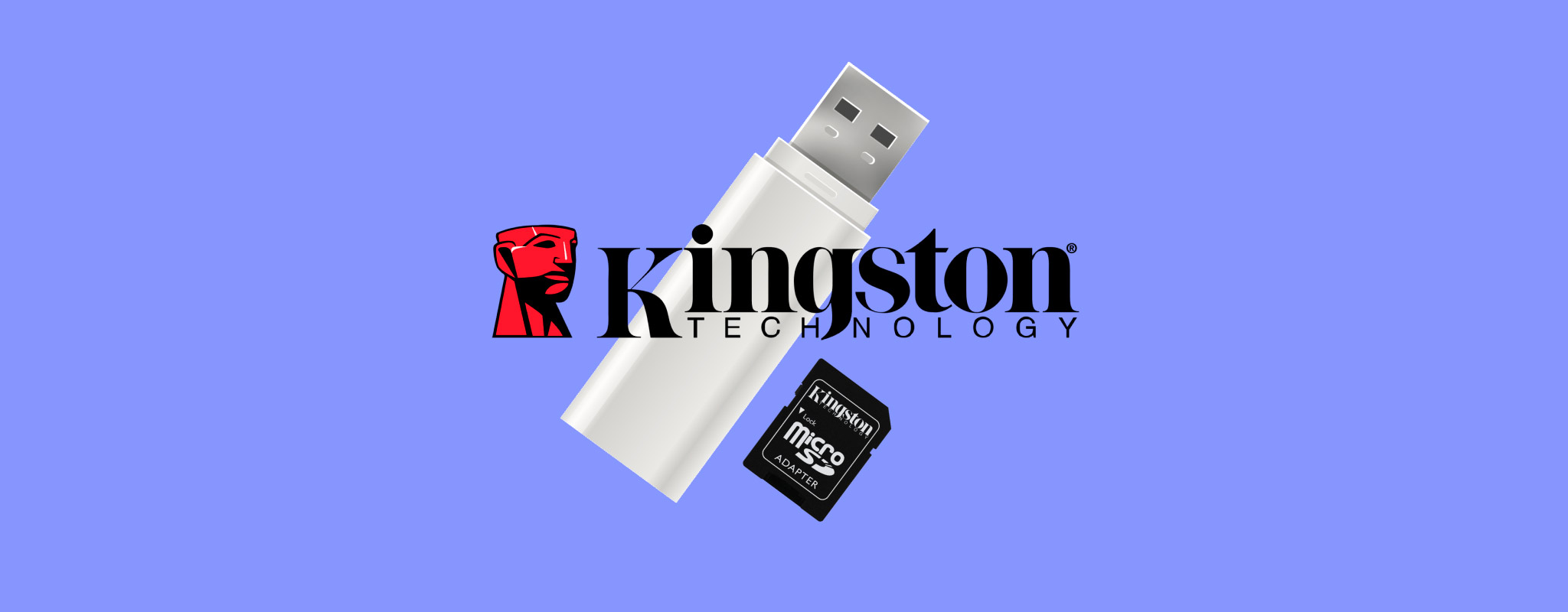 Recover data from Kingston devices