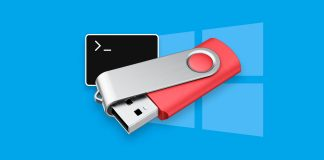 Recover files from USB with cmd