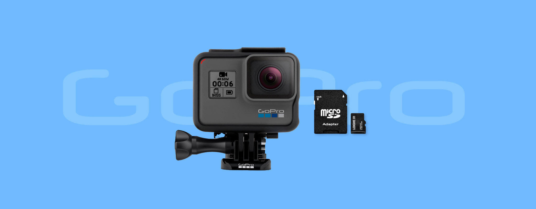 Recover deleted GoPro files