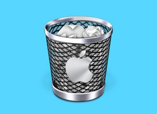 Recover files from emptied trash on Mac