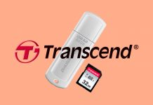 Recver data from Transcend device