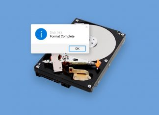 Recover files from formatted hard drive