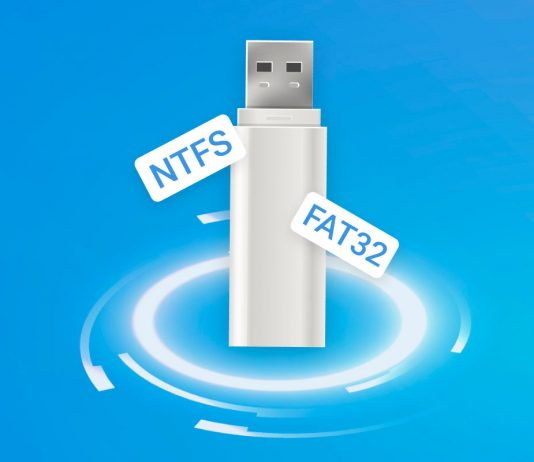 Recover formatted flash drive