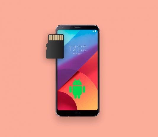 Recover files from Android sd card