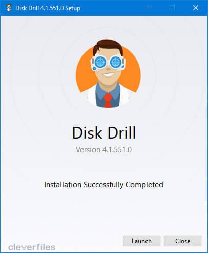 install disk drill