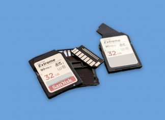 Recover corrupted SD Card