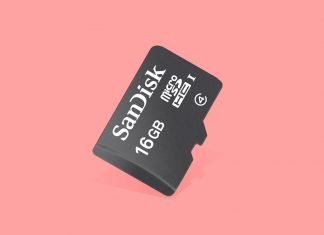 Recover files from micro sd card