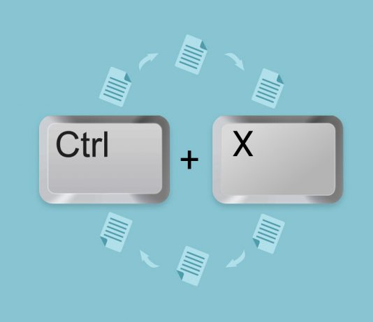 Recover cut files