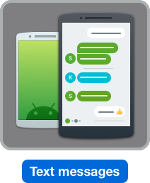 Android Text Messages Icon