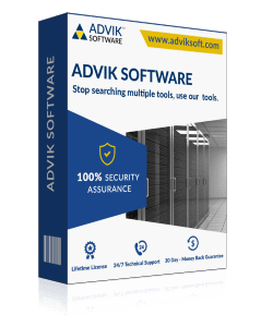 Advik Software Data Recovery Windows