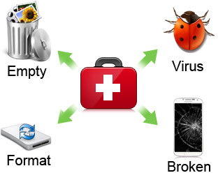 Card Data Recovery for Windows