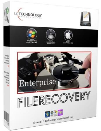 LC Technologys FILERECOVERY 2019