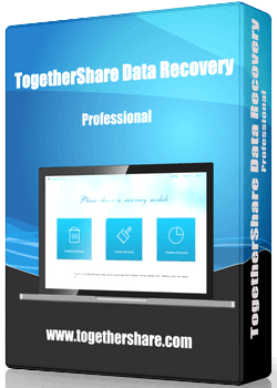 TogetherShare Data Recovery Windows