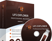UFS Explorer for Windows