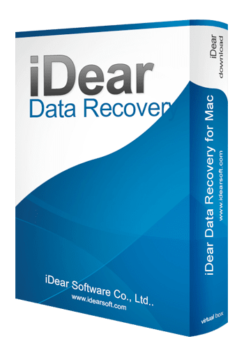 iDear Data Recovery for Mac